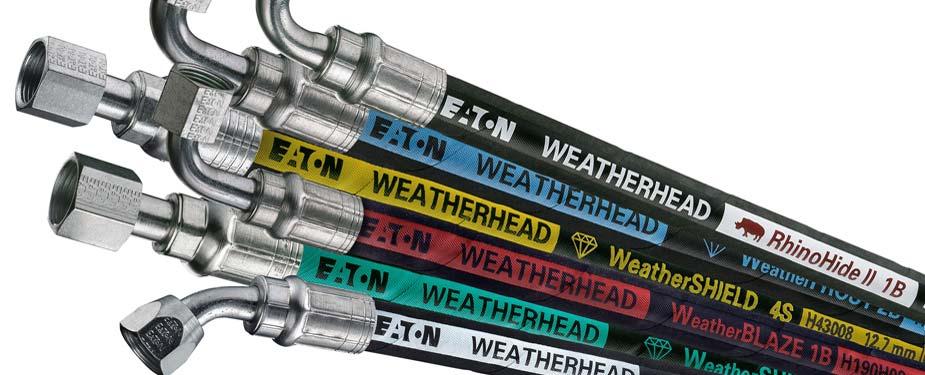 Eaton-Weatherhead-hoses